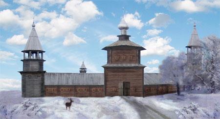 Казачий монастырь